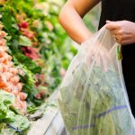Large capacity, strong mesh bags for produce