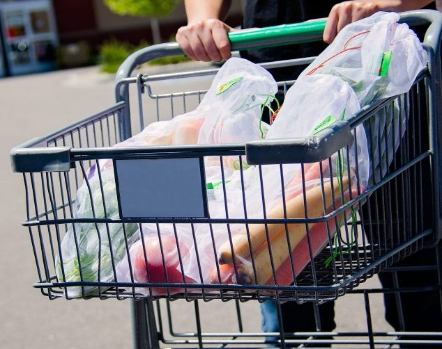 Grocery shopping made better for you and the environment